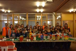 Gruppenbild LEGO Stadt